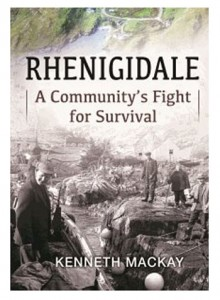 Kenneth MacKay Book on Rhenigidale