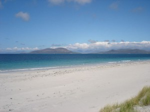 Berneray Beach - once promoted as Kai Bae Beach, Thailand