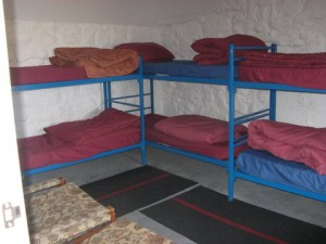 Bunk-beds at Howmore