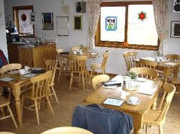 Lobster Pot Tearoom, part of the Ardmaree Stores