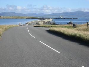 The Berneray Causeway
