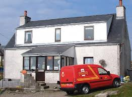 The Post Office, Backhill, Berneray