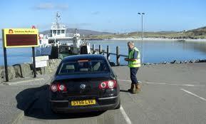 Eriskay Ferry Terminal