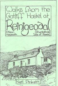 Walks from the Gatliff Hostel at Reingeadal - Neil Pinkett