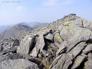 The Summit of Clisham