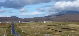 Daliburgh, South Uist