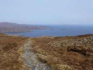 The Postman's Path to Rhenigidale
