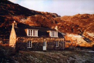 Seaforth Cottage, Rhenigidale