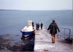 Newtonferry in the 1990s
