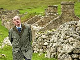 Norman John Gillies - The last man to be born on St Kilda