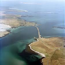 The Causeway to Berneray