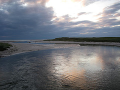Evening - Howmore Beach
