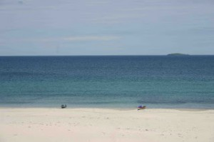 A Beach on Berneray