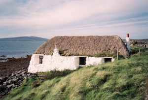 Berneray Hostel from Lifetime Island Blog