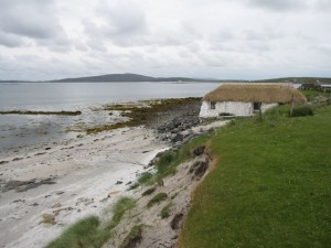 Berneray Hostel from Geograph