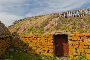 Macleod's Gunnery, Berneray
