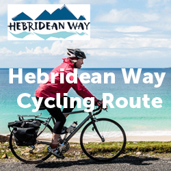 Cycling Route Button - South Harris(2)