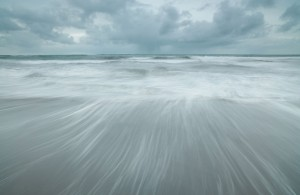 Atlantic Ocean, South Uist. Photograph by Shona Grant.