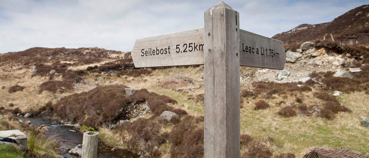 Permalink to: Walking the Hebridean Way